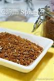 Images of Cajun Spice Ingredients