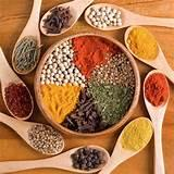 German Spices Images