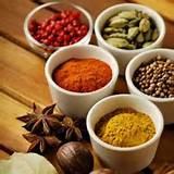 Organic Spices Photos