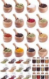 Photos of Herbs Spices