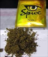 Pictures of Spice Synthetic Marijuana