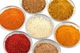 Images of Indian Food Spices