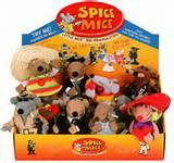 Pictures of Spice Mice