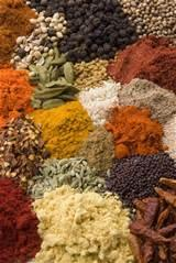 Pictures of Indian Food Spices