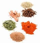 Pictures of Caribbean Spices