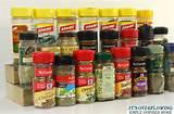 Pictures of Kitchen Spices
