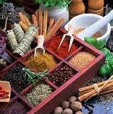 Seasonings Spices Photos