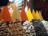 Photos of Moroccan Spices
