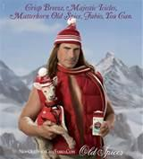 Images of Old Spice Ad