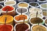 Pictures of Exotic Spices