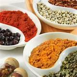 Photos of Food Spices