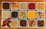 Pictures of Curry Spices