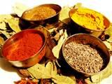 Photos of Curry Spices